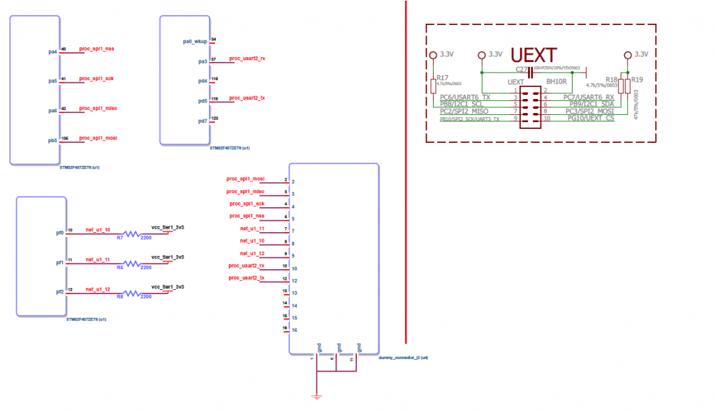 UEXT_connector_connections